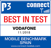 Vodafone BEST IN TEST 11/2018