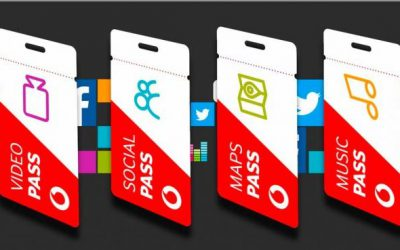 Vodafone Pass compatibles con otra tarifa móvil