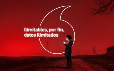 Vodafone regala datos ilimitados estas Navidades'19