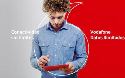 Vodafone Datos Ilimitados